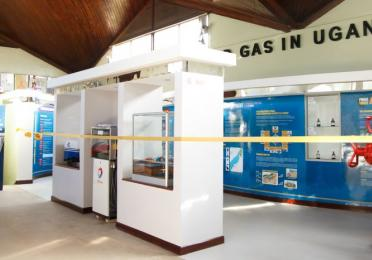 The revamped oil and gas section